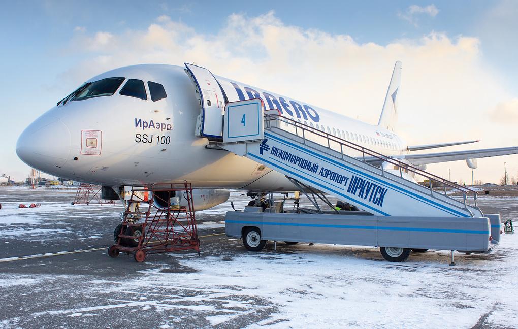 Иркутские власти готовы помочь авиакомпании «ИрАэро» в погашении лизинговых платежей