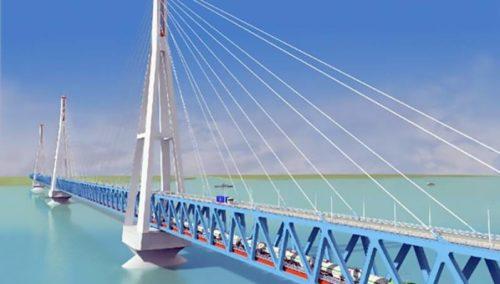 Глава Якутии уверен, что мост через Лену улучшит транспортную доступность Дальнего Востока