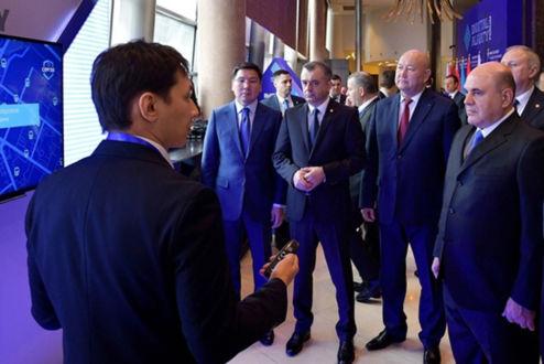 Михаил Мишустин о цифровом будущем экономики и устойчивом развитии
