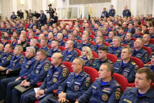 Безопасность в Арктике и внедрение технологий ИИ обсудили на коллегии МЧС