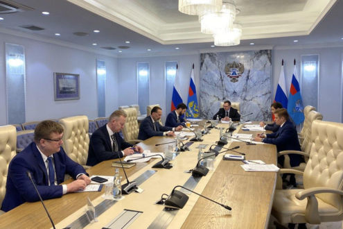 Перспективы развития дорожной отрасли обсудили в Росавтодоре
