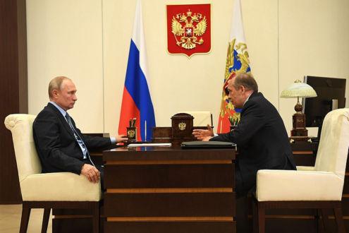 ФСБ России создает международный банк данных террористов