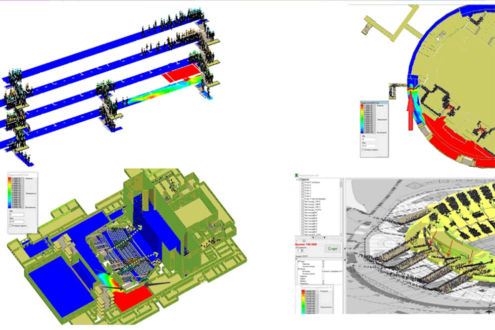BIM-модели помогут рассчитать пожарную безопасность