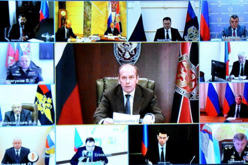 Национальный антитеррористический комитет провел заседание в Москве