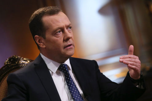 Дмитрий Медведев рассказал о перспективах ОТБ