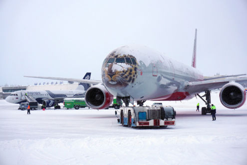 Аэропорт Магадана реконструируют за 4,8 млрд рублей