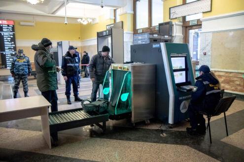 С 1 февраля на всех вокзалах ВСЖД заработают досмотровые зоны