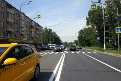 До 2024 года в Подмосковье планируют построить 45 дорожных объектов