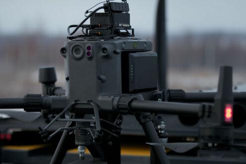 Строительство в Иннополисе будут контролировать беспилотники