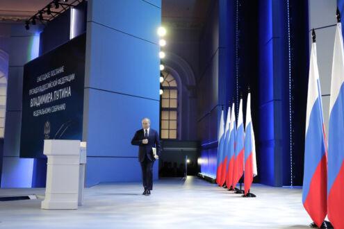 Президент РФ: государство профинансирует транспортные проекты