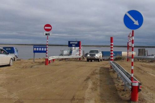 В Якутии внедряют сервис для трекинга речных паромов
